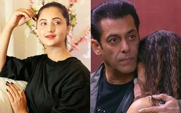 Rashami Desai Calls Salman Khan Her Guardian Angel, Says 'I Only Had His Support During Bigg Boss 13, He's Truly A King'
