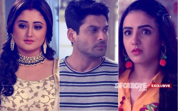 Rashami Desai Is CORDIAL With Sidharth Shukla, Jasmine Bhasin STILL Maintains DISTANCE