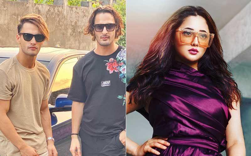 Ahead Of Bigg Boss 2020, Asim Riaz's Bother Umar Riaz's Comment On Rashami Desai's Latest Post Makes Shippers Go 'UmaRash'