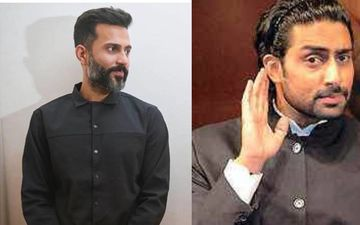 Anand Ahuja -Abhishek Bachchan's Conversation On Hairbands Is Unmissable; Former Says 'Bachchan, People Want Your Zig Zag Hairband Back'
