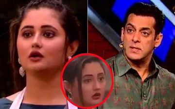 Bigg Boss 13 SPOILER Alert: Rashami Desai Is Shocked As Salman Khan Announces Mahira Sharma's Name As The First Finalist - Video Inside