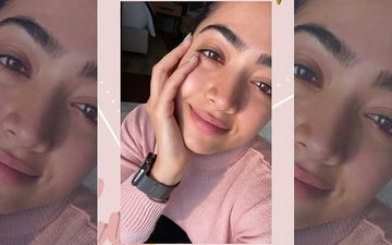 Rashmika Mandanna's Pap Talk Takes Internet By Storm; Netizens Hail Actress' 'Humble' And 'Affable' Nature