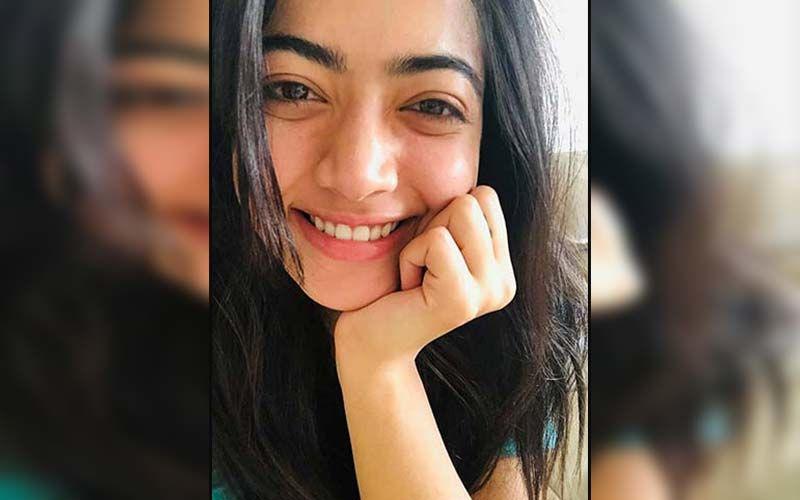 Rashmika Mandanna Spreads Positivity In This Heart-Warming Video