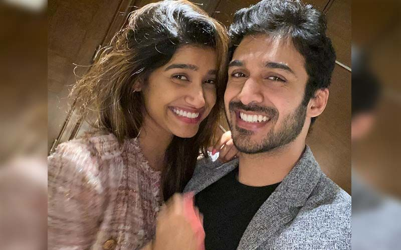 Rasika Sunil In Love With Beau Aditya Bilagi: See Stunning Pictures Of The Couple Here