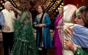 Nach Baliye 9: Raveena Tandon Gets A Surprise On Her Birthday- WATCH VIDEO