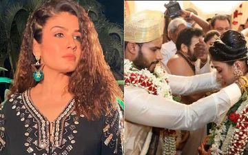 Raveena Tandon Slams Former Karnataka CM's Son Nikhil Kumaraswamy For Getting Married Amid Coronavirus Lockdown; Lashes Out At 'VIP Entitlement'