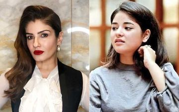 "Zaira Wasim Quits Bollywood: Sparks Debate On Twitter; Raveena Tandon Calls Her ""Ungrateful"""