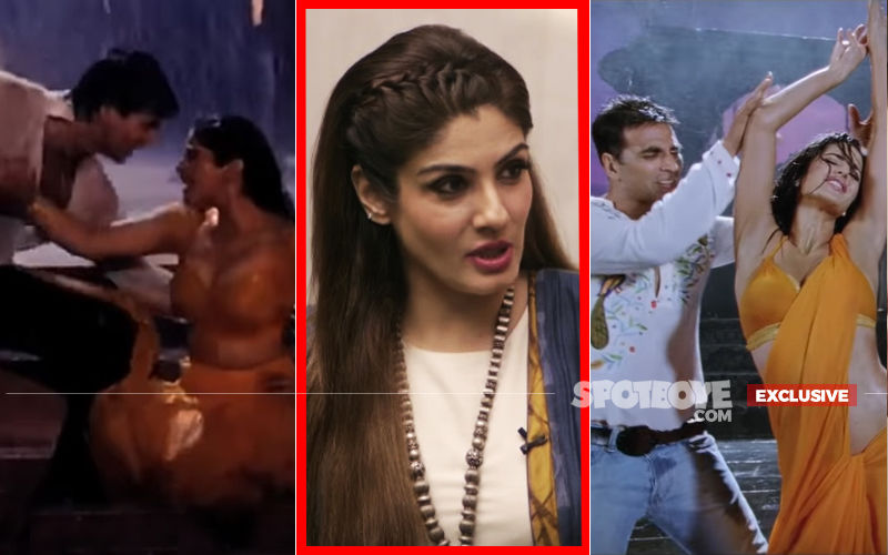 Raveena Tandon Reacts On Ex Akshay Kumar Recreating Tip Tip Barsa With Katrina Kaif