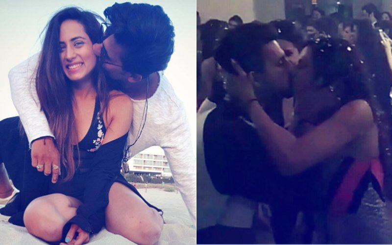Sargun Mehta's Passionate Kiss With Husband Ravi Dubey Is Unmissable!