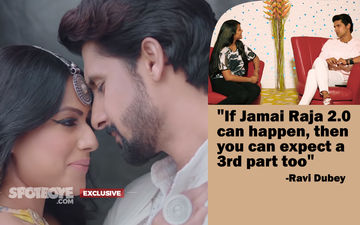 Ravi Dubey Talks About His Sizzling Chemistry With Jamai Raja Co-Star Nia Sharma In His Singing Debut Rubaru- EXCLUSIVE INTERVIEW