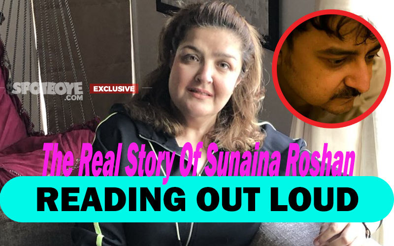 READING OUT LOUD: The Real Story Of Sunaina Roshan- What Has Gone Wrong