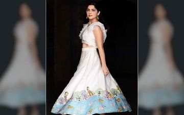 Reality Show Judge Sonalee Kulkarni Looks Enthralling In Her New Daisy White Ensemble
