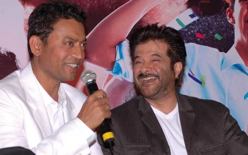 Irrfan Khan No More: Anil Kapoor Shares Throwback Pictures From Their Slumdog Millionaire Days; Writes 'There Was Something About His Smile'
