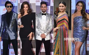 Star Screen Awards 2019: Ranveer Singh, Deepika Padukone, Ayushmann, Alia Bhatt, Sara Ali Khan Make A Splash