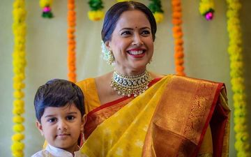 Mommy-To-Be Sameera Reddy Was In Depression After Delivering Her First Baby; Reveals The Reason Why