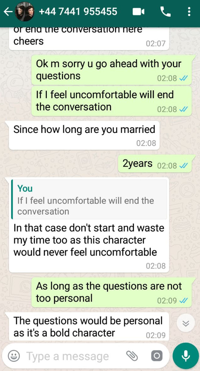 reena aggarwal whatsapp conversation 6