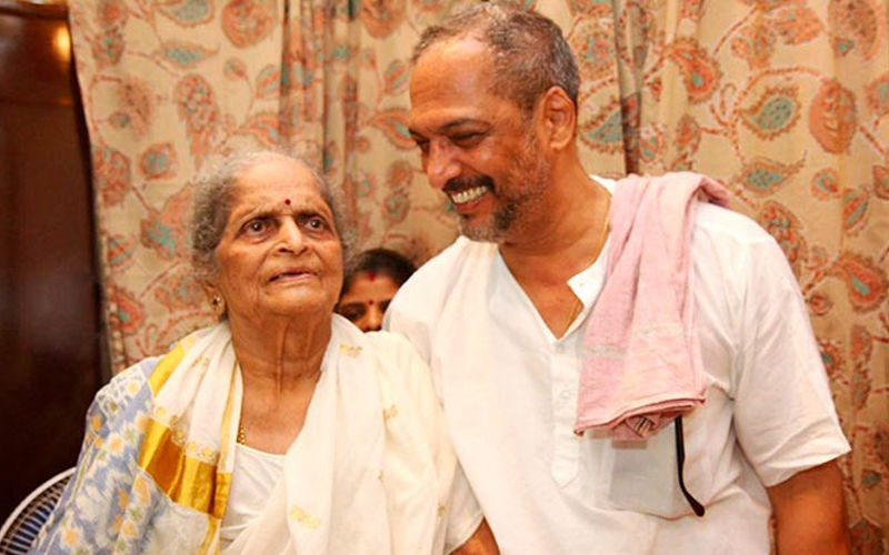 Nana Patekar's Mother Passes Away