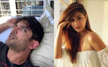 Sushant Singh Rajput's 2 Unseen Videos Recorded By Rhea Chakraborty Go Viral; Netizens Say He Looks 'Unwell'
