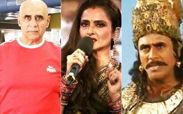 Throwback To When Rekha Royally IGNORED Mahabharat's Duryodhana AKA Puneet Issar In Bigg Boss 8; Know Why
