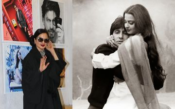 गलती से अमिताभ बच्चन की तस्वीर के सामने जा खड़ी हुई रेखा, एहसास होने पर दिया ऐसा रिएक्शन की हैरान रह गए लोग