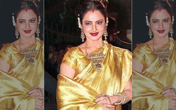 Rekha's Diet Secrets REVEALED, Here's How The Legendary Actress Manages To Remain An Ageless Beauty