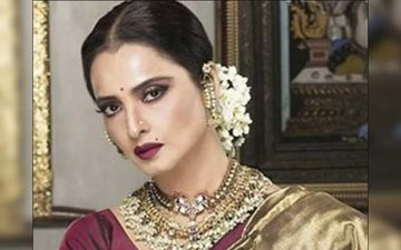 Rekha's Bungalow In Mumbai Sealed By BMC After Her Security Guard Tests Positive For COVID-19