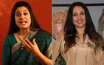 "Renuka Shahane Lashes Out At Suchitra Krishnamoorthi For Her ""Whores"" And ""Criminals"" Tweet"