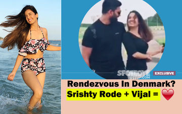 REVEALED, TEESRA KAUN: Bigg Boss 12's Srishty Rode's New Lover Is Entrepreneur Vijal And She's Holidaying With Him In Denmark!