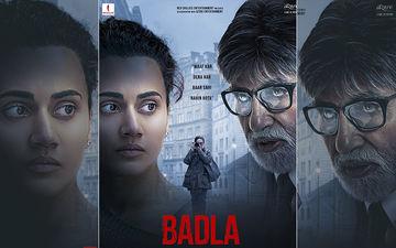 बदला का नया गाना 'औकात' हुआ रिलीज़, रैप करते दिखे महानायक अमिताभ बच्चन