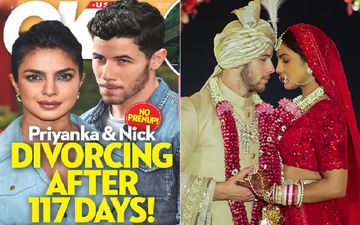 "Priyanka Chopra And Nick Jonas Headed For Divorce, Reports OK! Actress' Rep Says, ""Nonsense"""