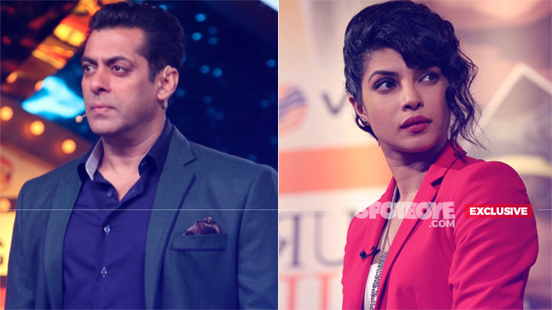Priyanka Chopra Gets The Chartered Flight, Salman Khan Does Not!