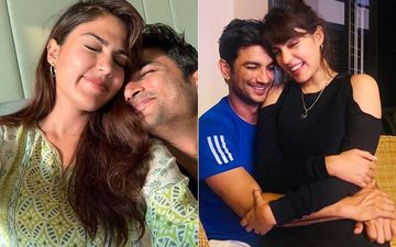 A Month After Sushant Singh Rajput's Death, Rhea Chakraborty Posts For The First Time: '30 Days Of Losing You But A Lifetime Of Loving You'