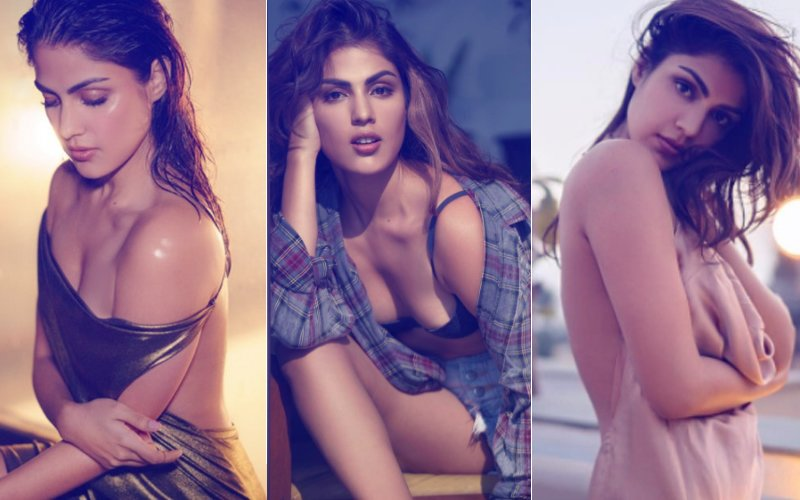 Rhea Chakraborty: People Need To Stop Telling Women What The F**K They Need To Do. It's My Choice!