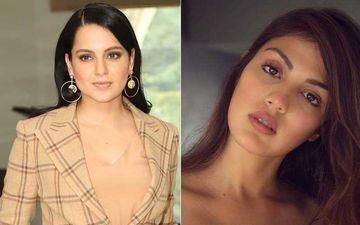 Sushant Singh Rajput's Father Files FIR Against Rhea Chakraborty: Kangana Ranaut Shares Pictures Of Actress Entering Farhan Akhtar-Shibani Dandekar's House, Asks Why?