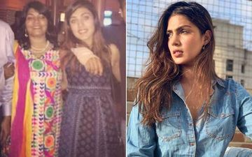 Rhea Chakraborty's Mother Asks, 'How Will She Heal From This?'; Says 'Rhea's Father Was On The Verge Of Collapse' After Her Custody Was Extended