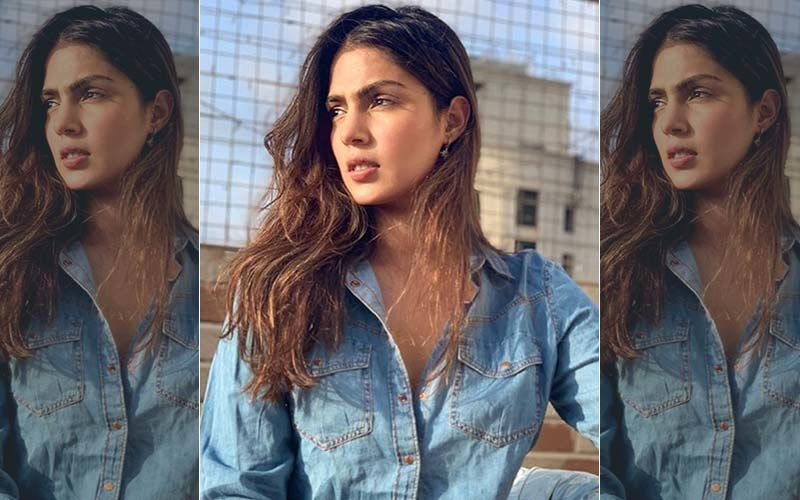 Rhea Chakraborty Finally Admits To Consuming Drugs After Repeated Denials, Cracked At 55th Question And Told NCB, 'I'm A Good Actress'