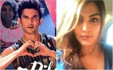 Sushant Singh Rajput Death: Sensational New Drug Chats Between Rhea Chakraborty And Showik Chakraborty Revealed – Reports