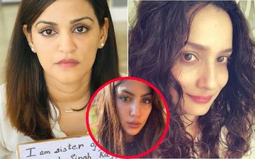 While Rhea Chakraborty Is Interrogated By NCB, Ankita Lokhande And Sushant Singh Rajput's Sister Shweta Pray That The 'Guilty Confesses'