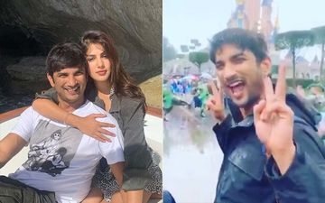 After Rhea Chakraborty's Claim That Sushant Singh Rajput Didn't Step Out Of Paris Hotel, Video Of Him Allegedly Living It Up In Paris Surfaces- WATCH
