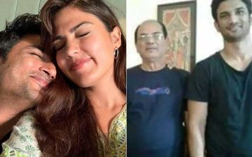 Sushant Singh Rajput's Father Files FIR: Apart From GF Rhea Chakraborty Her Parents, Brother And Sushant's Ex-Manager Also Booked In Patna