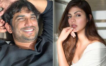 SHOCKING: Rhea Chakraborty's Leaked Video Sees Her Talking About Controlling Her Boyfriend And Asking Him To Get Money From Producers-WATCH