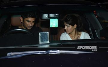 Rhea Chakraborty Allegedly Had Access To Sushant Singh Rajput's Email, May Have Tampered With Mails After His Death- Report