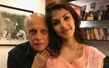 Sushant Singh Rajput Death: Rhea Chakraborty's WhatsApp Messages To Mahesh Bhatt On 8th June After She Left Reveal Bhatt Told Her Not To Look Back