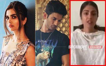Rhea Chakraborty Had A 'Hostile Vibe' On Sets Of Jalebi, Says Kajol Tyagi; Calls Her Latest Video On Sushant An Attempt To Seek Sympathy