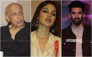 Sushant Singh Rajput Death: Rhea Chakraborty's Call Records Reveal She Called Mahesh Bhatt And Aditya Roy Kapur Multiple Times In One Year – Reports