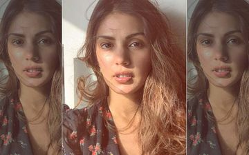 Rhea Chakraborty Retracts Her Statement To NCB; Says She Was 'Coerced' Into Making Self-Incriminating Confessions