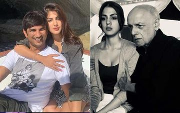 Sushant Singh Rajput Death: 'You Came Running To Seek Counsel From Bhatt Saab', States A Post Addressed To Rhea Chakraborty By Mahesh Bhatt's Associate