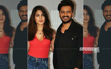 Sushant Singh Rajput Death: Riteish Deshmukh Says, 'More Power To You Rhea Chakraborty' After She Takes Action Against Those Making False Claims