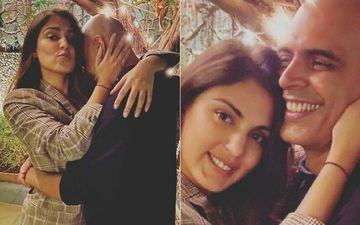 Rajiv Lakshman DELETES Party Pics With Rhea Chakraborty After Facing Severe Backlash; Offers Clarification Over His 'Irresponsible Choice Of Words'