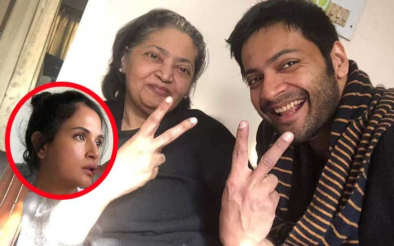Ali Fazal's Mother Passes Away: Fiancée Richa Chadha Pays Tribute, 'I Promise To Take Care Of Your Son'